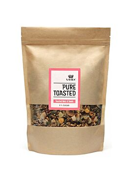 Pure toasted Nuts and Seeds 300g