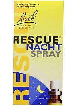 Rescue nacht spray 20ml