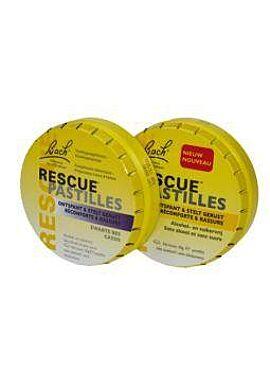 Rescue pastilles (Zwarte bes)