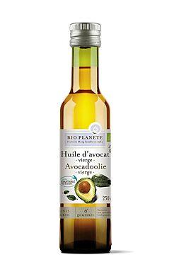 Avocado olie vierge 250ml bio