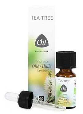 Chi First Aid Tea Tree olie 20ml