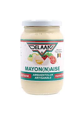 Delaan mayonaise zoutarm 300g