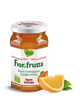 Fiordifrutta confituur bittere sinaasappelen 260g