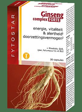 Fytostar Ginseng complex 30caps
