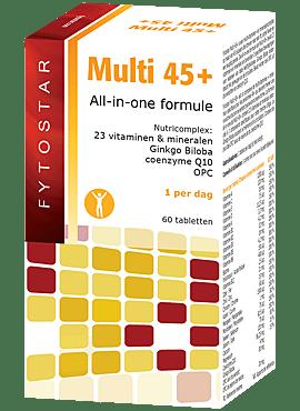 Fytostar Multifit 45+ 60 tabl
