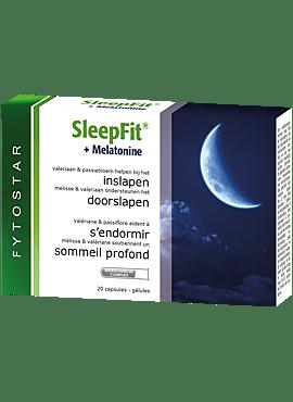 Fytostar SleepFit met Melatonine