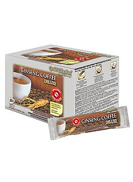Ginseng Coffee Deluxe ongezoet
