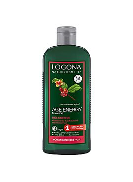 Logona age energy shampoo 250ml