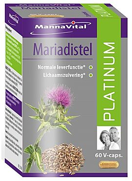 Mariadistel 60 V-caps
