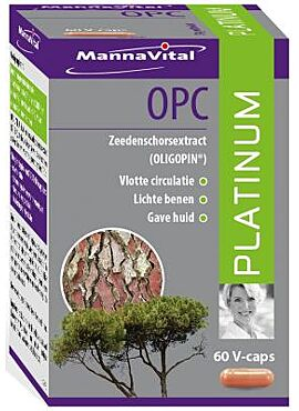 OPC Platinum 60 vcps
