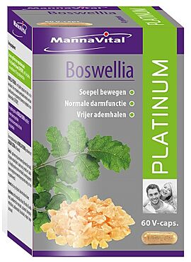 Boswellia 60 V-caps