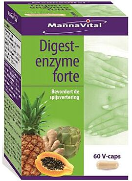 Digest Enzyme Forte 60vcps