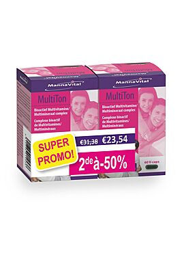 PROMODUO Multiton (2de aan -50%)
