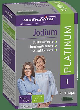 Jodium Platinum Bio 90 vcaps