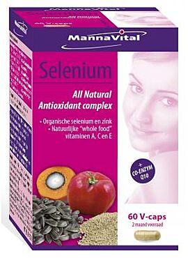 Selenium All Natural  60 v-caps