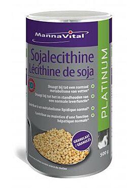 Lecithinegranulaat Platinum GMO-vrij 500g