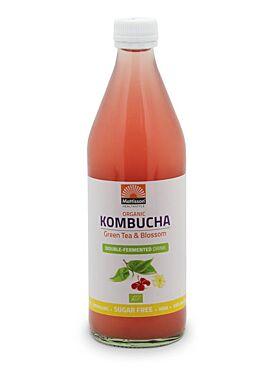 Kombucha Green tea blossom bio 500ml