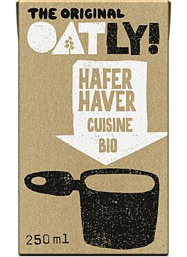 Haverroom Cuisine 250ml