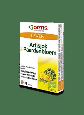 Artisjok & Paardebloem 2x18tbl