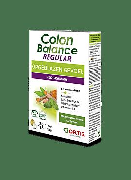 Colon Balance (opgeblazen gevoel) 3x18tbl
