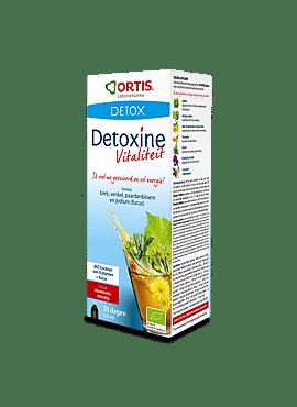 Detoxine Vitaliteit framboos-veenbes 250ml