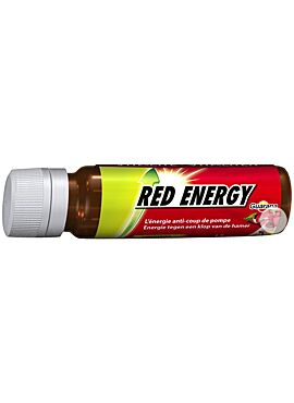Red energy monodose Zonder Alcohol 15ml