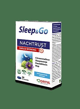 Sleep & Go 30tbl