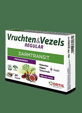Vruchten & Vezels Regular 24 blokjes