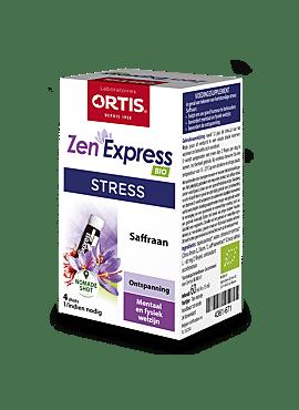 Zen express stress bio shot 4*15ml