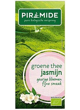 Groene thee jasmijn 20b
