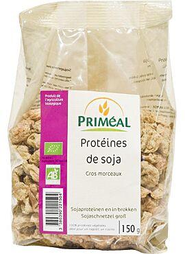 Sojaproteïnen  en grof gehakt 200g