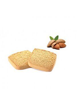 Cookie square eiwitrijke koek amandel 50g