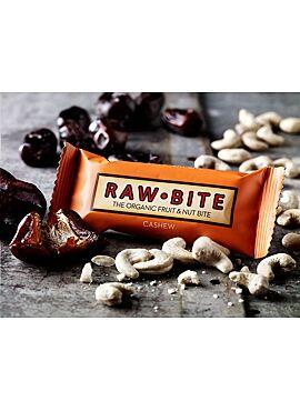 Raw Bite Energybar Cashew 50g