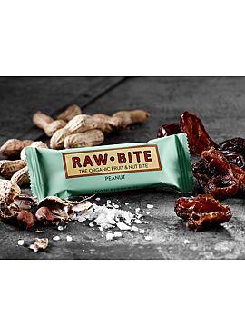 Raw Bite Energybar Peanut 50g