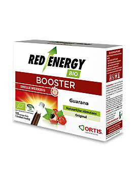 Red energy 10x15ml