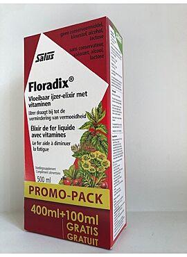 Salus floradix 400+100ml gratis
