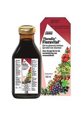 Floravital gist & glutenvrij 500ml