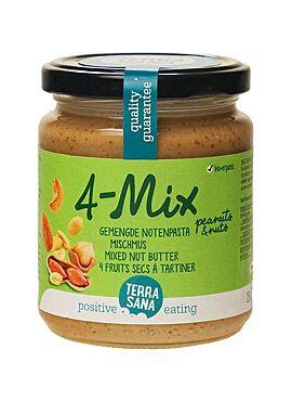 Gemengde notenpasta 4-mix 250g