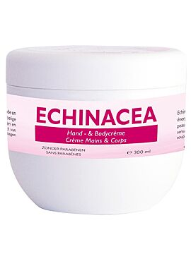 Echinacea hand- en bodycrème 300ml