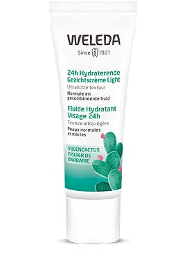 Vijgencactus hydraterende creme light 30ml