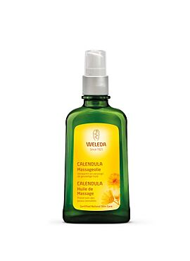 Weleda calendula massageolie 100ml