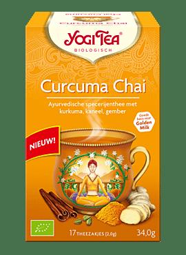 Yogi Chai Curcuma 17b