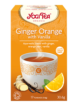 Yogi Ginger Orange Vanilla 17 b