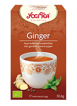 Yogi Ginger 17b
