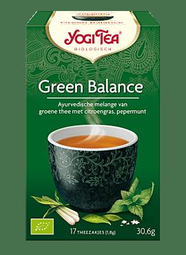 Yogi Green Balance 17b