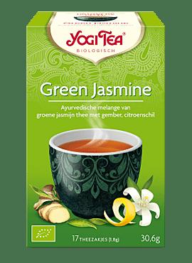 Yogi Green Jasmin 17b