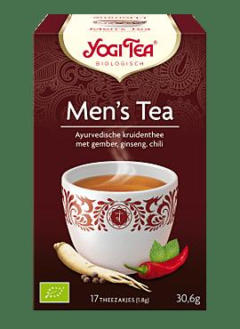 Yogi Men's tea 17b