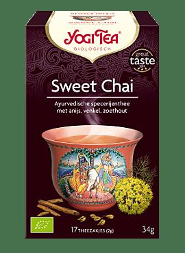 Yogi Sweet Chai 17b