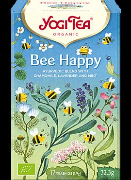 YogiTea Bee Happy 17b