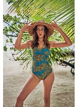 Rosa Faia Palm Safari Dhanya Badpak